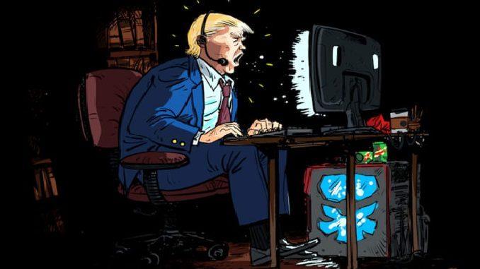 trump video games