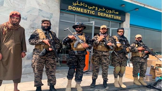 Hamid Karzai International Airport,